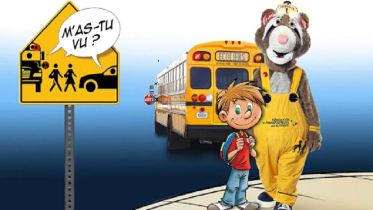 Campagne de sécurité en transport scolaire 2021